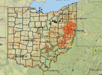 Fracking in Ohio - Commercial Property | Cincinnati Land for ... on ohio gas well, ohio pollution map, texas natural resources map, ohio texas map, ohio shale, ohio drilling map, ohio farming map, ohio major natural resources, ohio agriculture map, ohio sales tax map, ohio epa map, ohio oceans map, ohio poverty map, ohio food map, ohio economy map, ohio energy map, ohio county map, ohio deforestation map, ohio tax rate, ohio pipeline map,